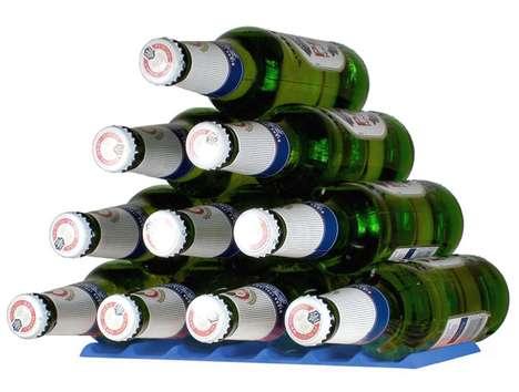 Beer Storage Pyramids