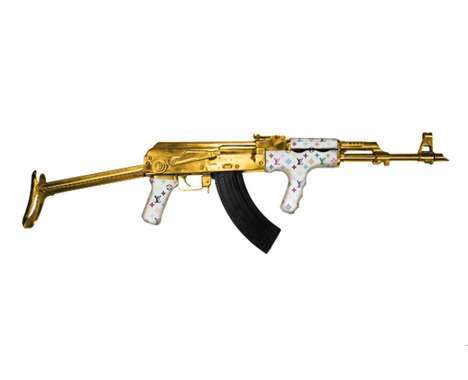 13 Atypical AK-47s - From Luxury Brand Firearms to Killer Ice Cubes