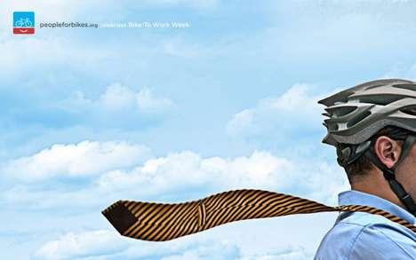 Flying Tie Transportation