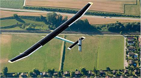 Day-Long Solar Flights