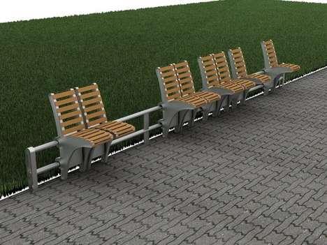 Antisocial Public Seating