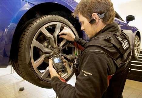 Mechanic Honesty Cameras