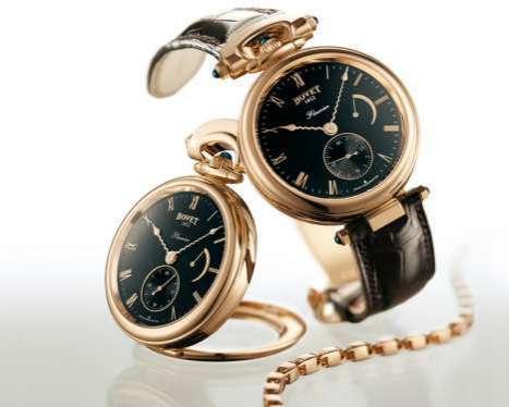 Luxury Retro Timepieces