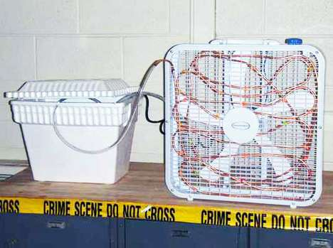 DIY Air Conditioning Units