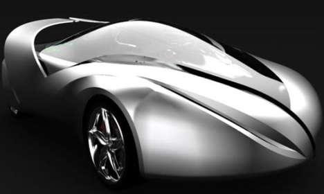Sporty Solar Cars