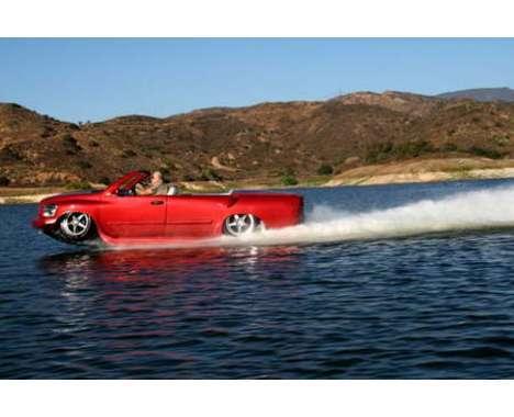 13 Amphibious Automobile Concepts