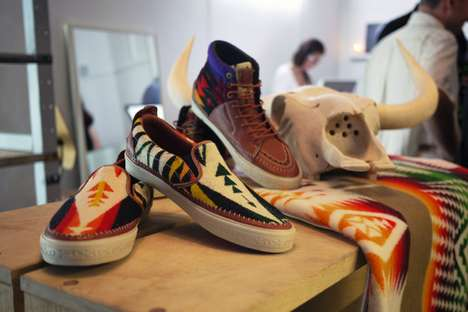 Vans Vault 2010 Fall/Winter Collection Features Lots of Color