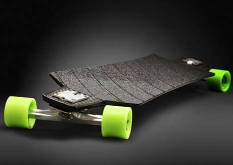 Carbon Fiber Longboards