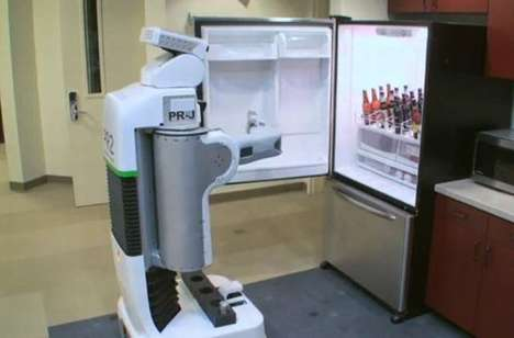 Facial Recognition Beer Bots