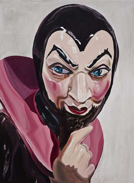 Amy Bessone Paints Female Themes in a Provocative Way