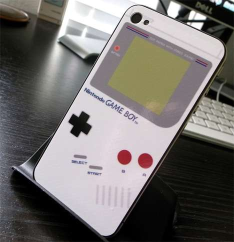 Game Boy iPhones (UPDATE)