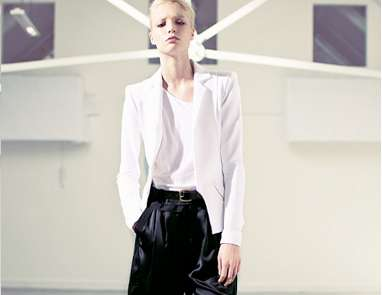 Androgynous Resort Fashion