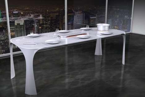 Temp-Sensing Tables