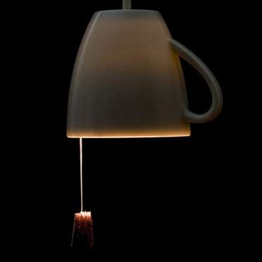 The Teabagger Light is a Beverage-Inspired Illuminator