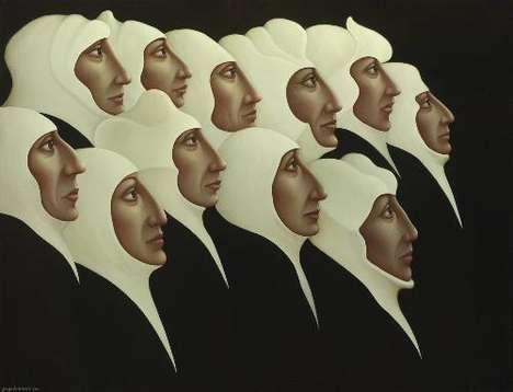 Turbaned Portraits