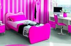 Hotel Rooms for Tweens - The Hotel Athenee in Paris has Gone Pink for Younger Travelers