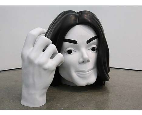32 Human-Like Sculptures