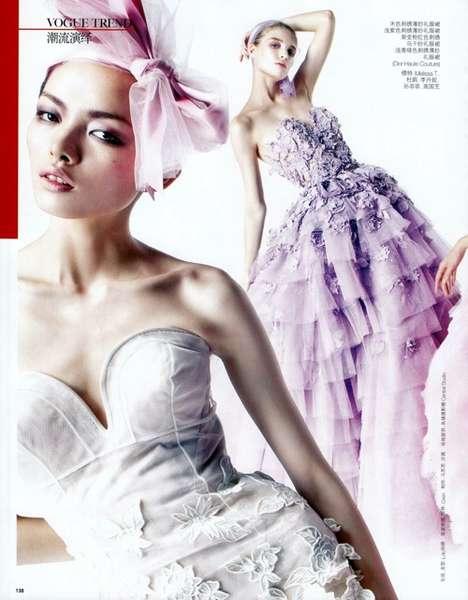 Delicate Prom Dresses