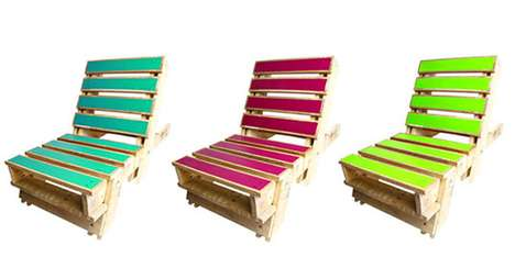 Transformable Shipping Seating