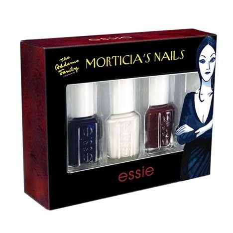 'Addams Family' Nails