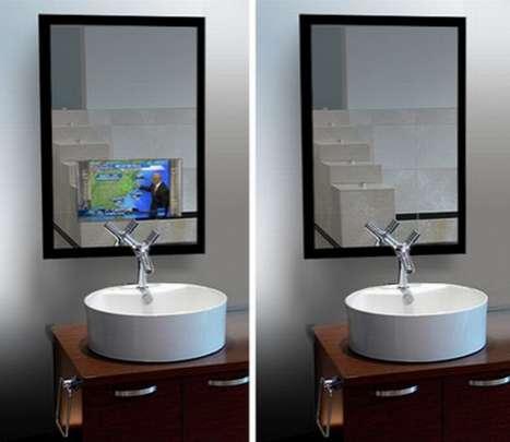Television Mirrors