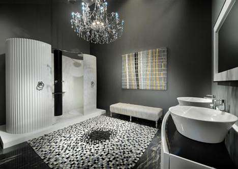 Decadent Bathrooms - 'The Visionnaire' by Ipe Cavali is One Luxurious Shower