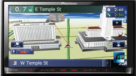 3D GPS Systems
