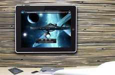 Faux iPad Televisions - The iTVPad iPad TV Cover Will Play a Trick on Your Guests