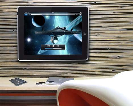Faux iPad Televisions
