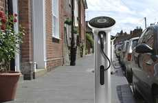 Eco Roadside Energizers - The WattStation Electric Car Charger is Super-Efficient for those Busy Day