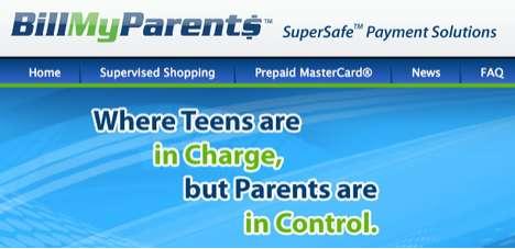 Prepaid Teenage Purchases
