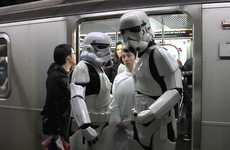 Star Wars Subway Attacks - Improv Everywhere Star Wars Video Stages a Galactic Takeover on the Metro