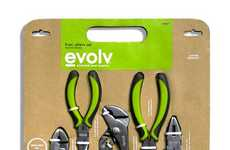 Recycled Toolboxes - The Evolv Packaging Provides an Easy Way to Recycle