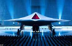 Unmanned War Planes