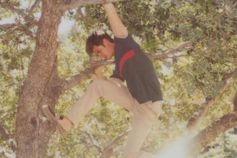Tree-Climbing Hipster Lookbooks