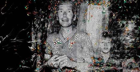 Psychedelic Photo Art