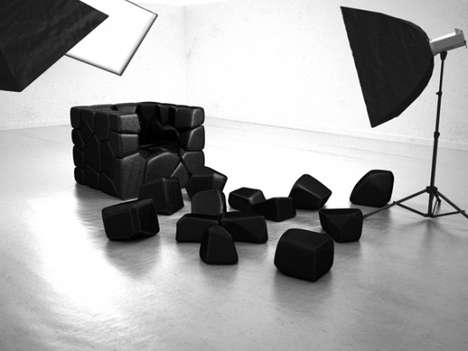 Puzzling Modern Chairs