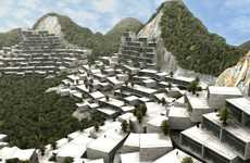 Box-Covered Hillsides - The Long Tan Park Concept in Liuzhou, China Prevents Erosion