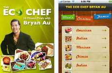 Healthy Junk Food Apps - Bryan Au's Eco Chef iPhone App Has Over 100 Recipes