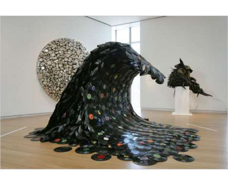25 Artistically Recycled Records