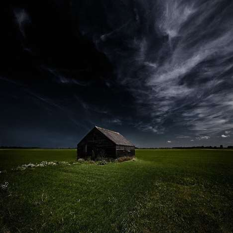Desolate Suburban Photography