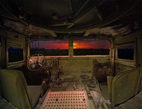 Car Interior Portraits