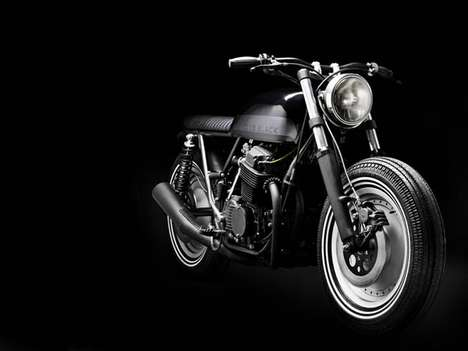 Customized Dream Motorcycles