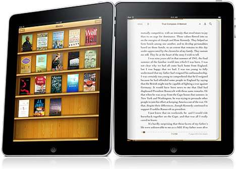 iPad-Only Books