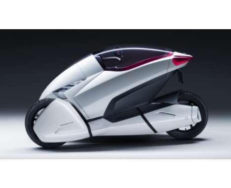 40 Eco-Friendly Trikes