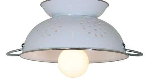 Strainer Lamp Shades