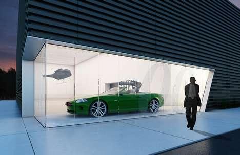 Secret Agent Auto Museums
