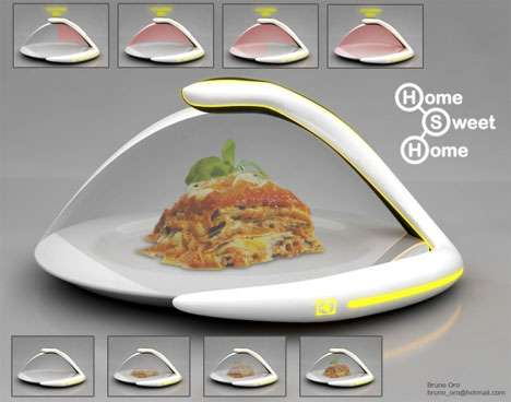Sci-Fi Kitchen Appliances