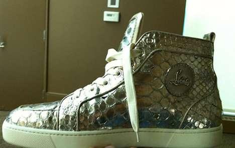 Sneak Peek Designer Sneakers