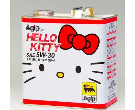 17 Hello Kitty Cross-Branding Products